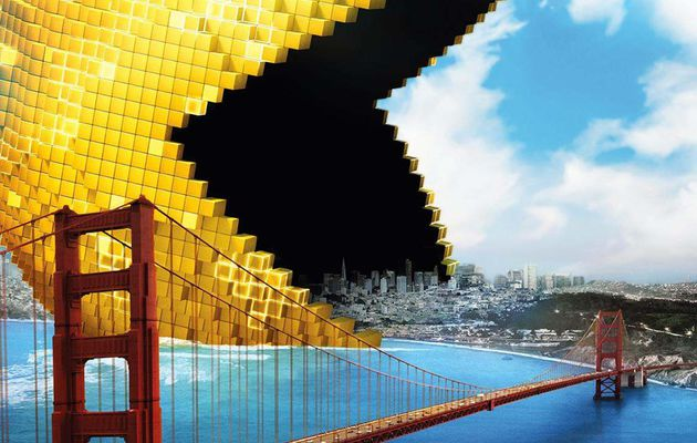 PIXELS de Chris Colombus [critique]