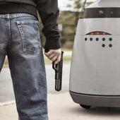 USA : Des robots policiers sont entrés en service dans la Silicon Valley - MOINS de BIENS PLUS de LIENS