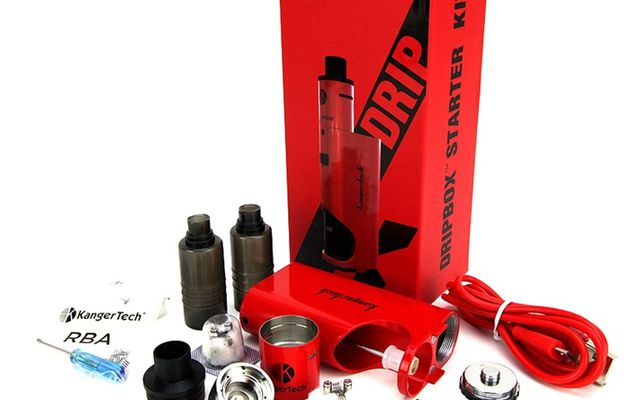 Test - Box - Dripbox de chez Kangertech