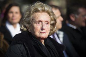 Mort de Jacques Chirac: Bernadette Chirac présente à la messe aux Invalides