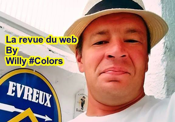 Evreux : La revue du web du 9 avril 2021 par Willy #Colors