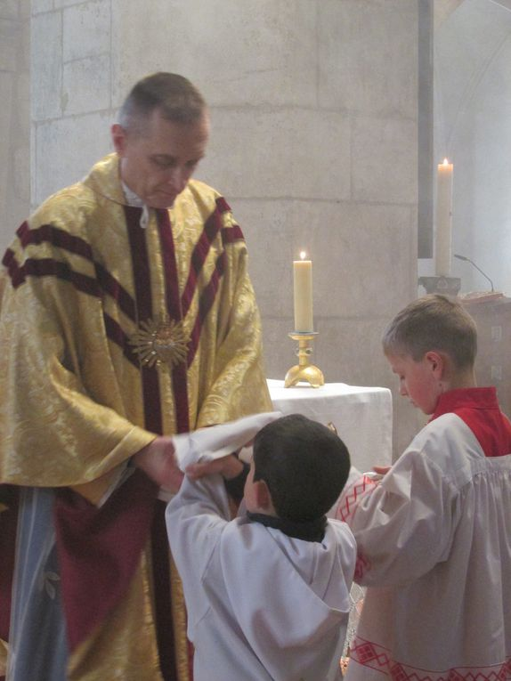 Sainte messe de l'Épiphanie - 05 janvier 2020