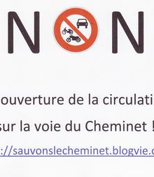 Sauvons le Cheminet