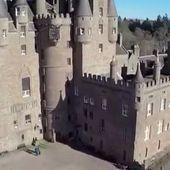VIDEO. Écosse : à la découverte des fantômes du château de Glamis