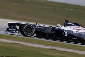 Williams change de direction