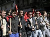 Sciopero anti austerità, la Grecia si ferma (Foto Gallery)