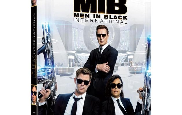 [REVUE CINEMA BLU-RAY] MEN IN BLACK INTERNATIONAL
