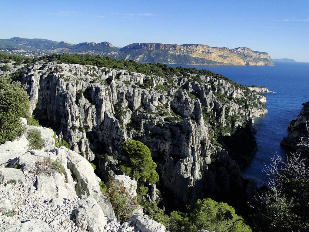 Rando Vers le Belvédère d'En Vau et Grotte de l'Oule 04/02/2019