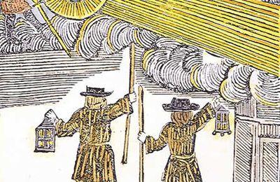 Ovnis dans les textes anciens