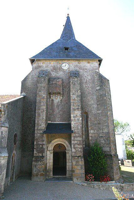 Diaporama église fortifiée de Lesperon