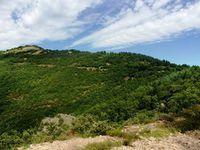 Cette montagne est changeante avec ses montées, ses descentes, ses vallons...