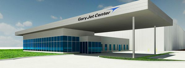 Gary Jet Center Constructing Brand New FBO Terminal at KGYY