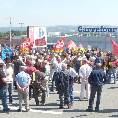 Guéret : succès de la manifestation contre la réforme des retraites