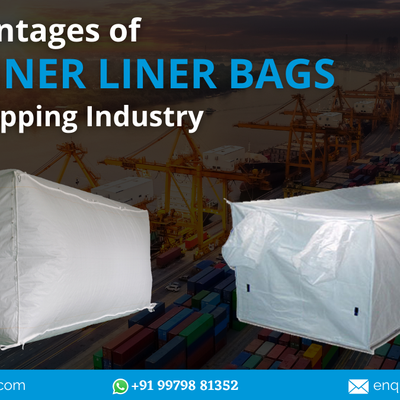 The Advantages of Container Liner Bags for the Shipping Industry