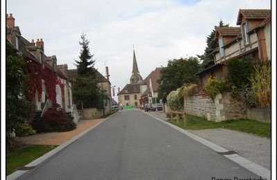 Les villages de l'Allier: Cressanges