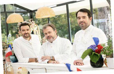 """Deuxième épisode du """"Meilleur pâtissier, les professionnels"""" ce soir sur M6"""