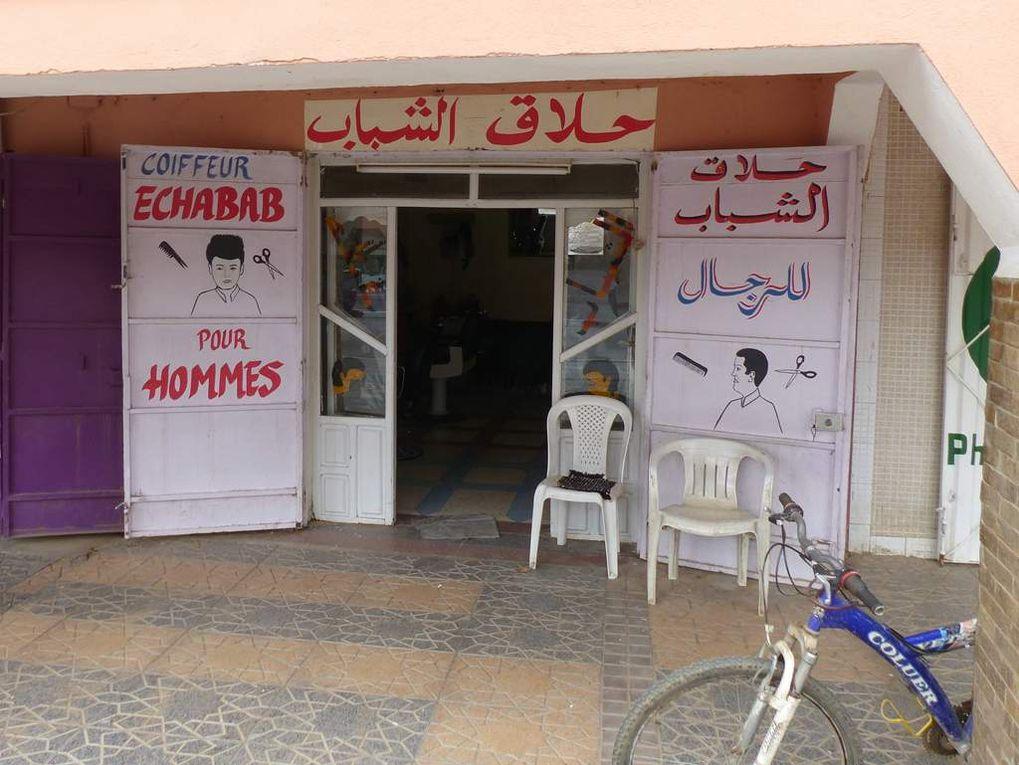 Les boutiques de Smara ...
