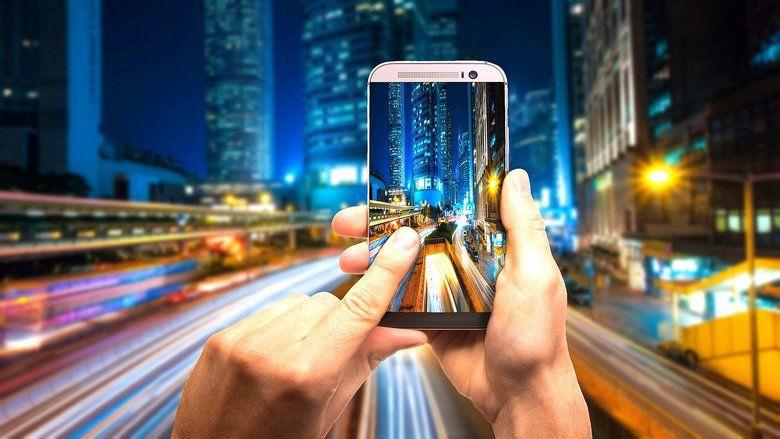 smartphone-réseau