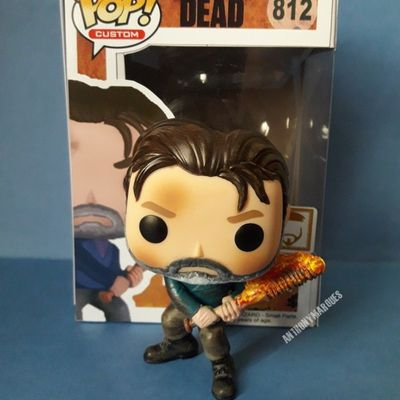 Rick Grimes With Lucille