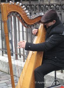 Hugo et sa Harpe féérique