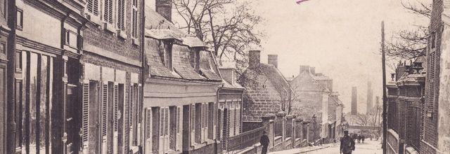 Saint-Gobain Rue Luce de Lancival 1905