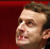 Macron l'a dit : Il ne nous défendra pas face à l'Allemagne - MOINS de BIENS PLUS de LIENS