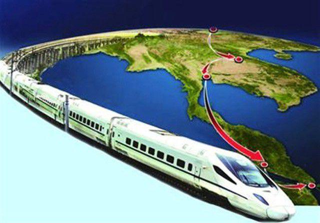 Bientôt le TGV thaïlandais...