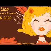 """LION JUIN 2020 """" Partage, Union, Collaboration sera votre nouveau leitmotiv"""""""