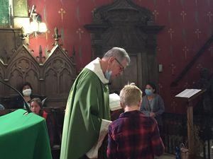 Messe de la familledimanche 27 septembre en image