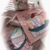 """Proximamente bloque # 6 y # 7 """" SWEET MYSTERY"""" - TWINKLE PATCHWORK"""
