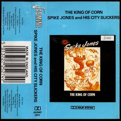 Spike Jones and his City Slickers - The King of Corn - 1943/44