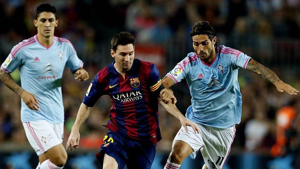 Galeria de fotos Barça-Celta 0-1