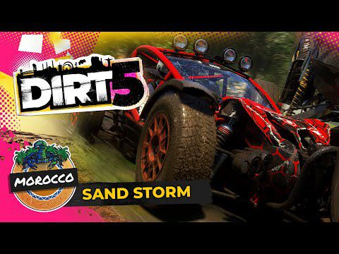[ACTUALITE] DIRT 5 - Le mode Land Rush dans un nouveau trailer de gameplay