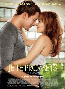 Je te promets : Rachel McAdams dans un film so cheesy !