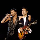 George Michael's bandmate ANDREW RIDGELEY says he shed ocean of tears