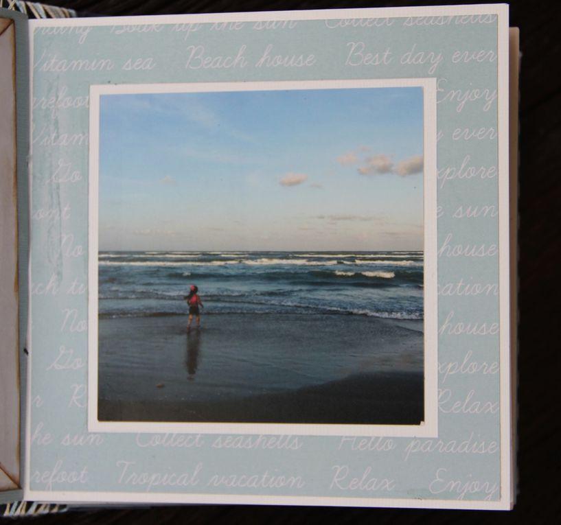 "Mini album ""South Padre island"""