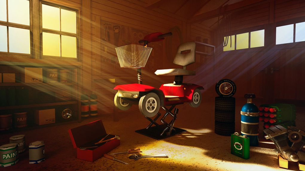 Jeux video: Coffin Dodgers arrive sur #PlayStation4 avec une réduction PS Plus !
