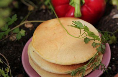 [ RECETTE FLUFFIE ] Pancakes au vin blanc