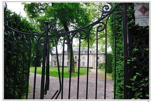 Bienvenue au Château de Voltaire