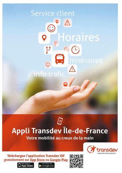 CSO Transdev - Lignes de bus à Carrières-sous-Poissy