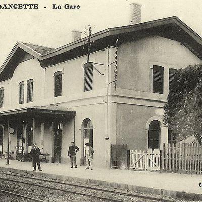 Gare d'Andancette (26)