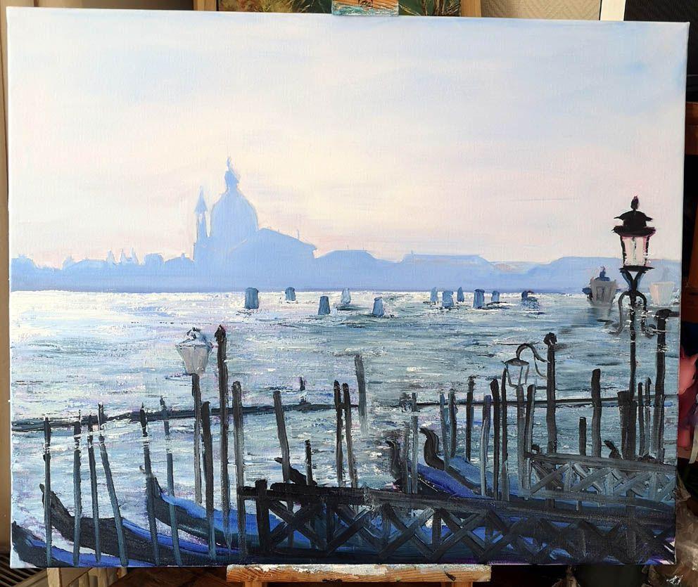 Vue de Venise, suite
