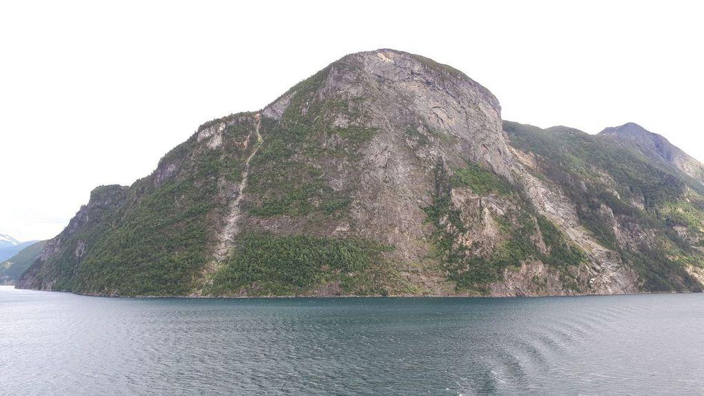 Geiranger, Geirangerfjord (Norvegia)