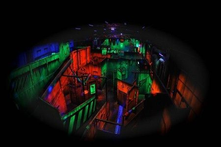 Laser Game Evolution de Poitier pour les jours de pluie