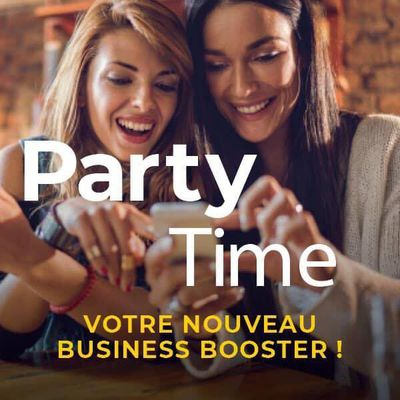 PartyLite innove et lance PartyTime
