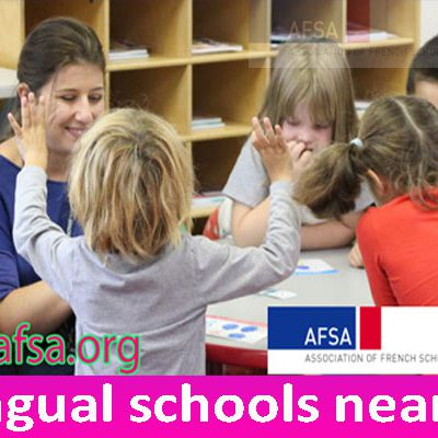 Search a suitable French school in North America