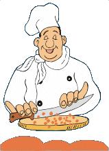 Recette pour 6 personnes / Panier de Noirmoutier à la fleur de sel - prépa 25 mn - cuisson 30 mn