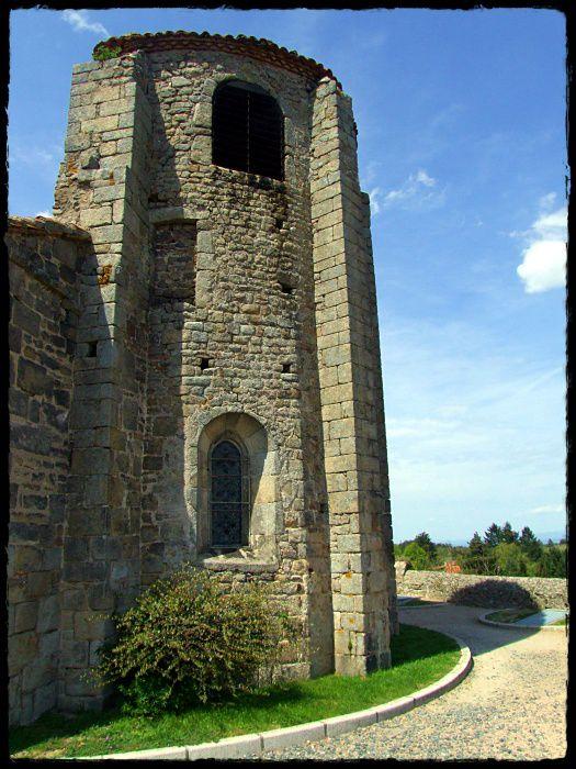 Diaporama château de Chambles