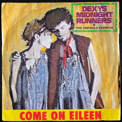 Dexys Midnight Runners & The Emerald Express - Come on Eileen / Dubious - 1982