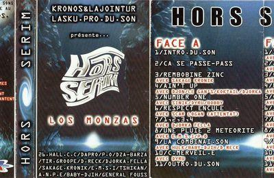 Hors Serim (medley Sinik) - Lasku pro du son (Krono&Lajointur et Reeno) -  mixtape